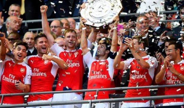 «Арсенал» виграв Суперкубок Англії