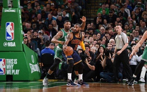 НБА: Кливленд одолел Бостон, Сан-Антонио проиграл Лейкерс