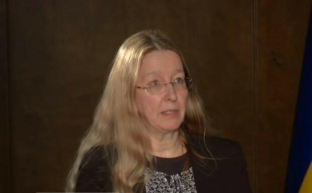 Ульяна Супрун, фото: кадр из видео