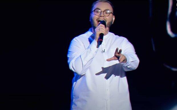 Володимир Хоменко, скріншот з відео