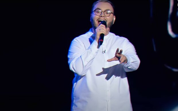 Владимир Хоменко, скриншот из видео