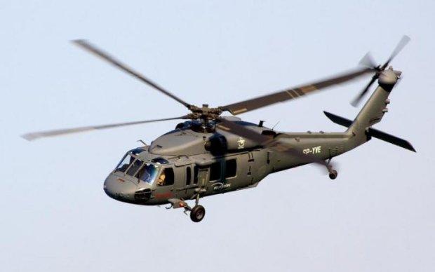 Новий Бермудський трикутник: вертоліт зник над жерлом вулкану