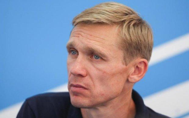 Екс-гравець збірної України поїхав працювати на Газпром