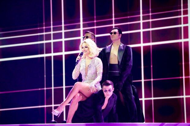 Выступление Молдовы / фото: Eurovision.tv
