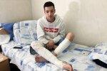 пострадавшие на протестах в Беларуси, фото svaboda.org