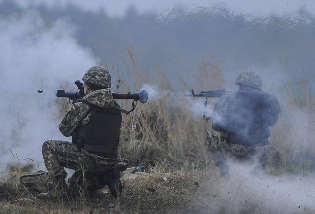 Украинские воины стерли с лица земли логово террористов: захватывающие снимки