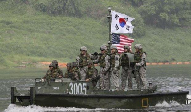 США і Південна Корея почали спільні навчання