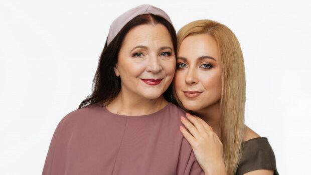 Ніна і Тоня Матвієнко / фото : 4mama.ua