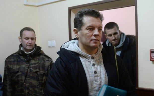 Сущенко отправил в Украину огромную стопку писем