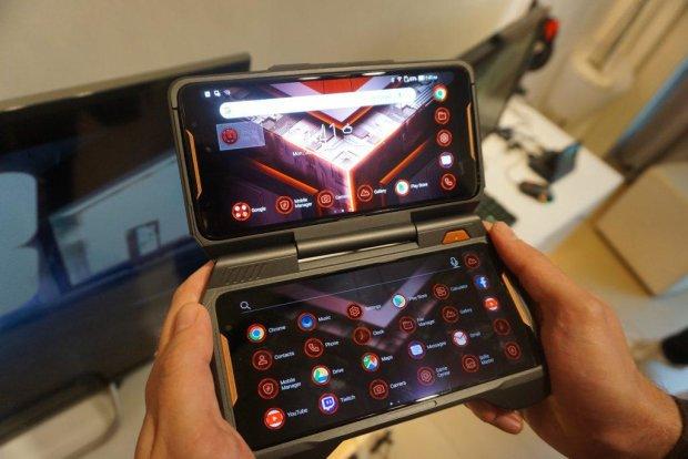 Игровой Asus ROG Phone испытали на прочность: видео