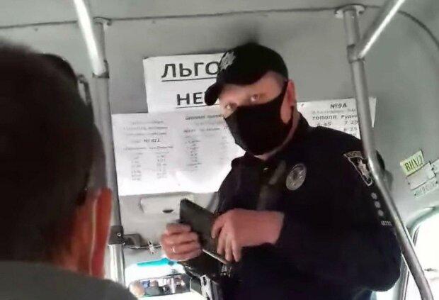 """Під Дніпром маршрутник """"віддячив"""" ветерану АТО за Донбас триповерховими матюками - """"Пільг немає!"""""""