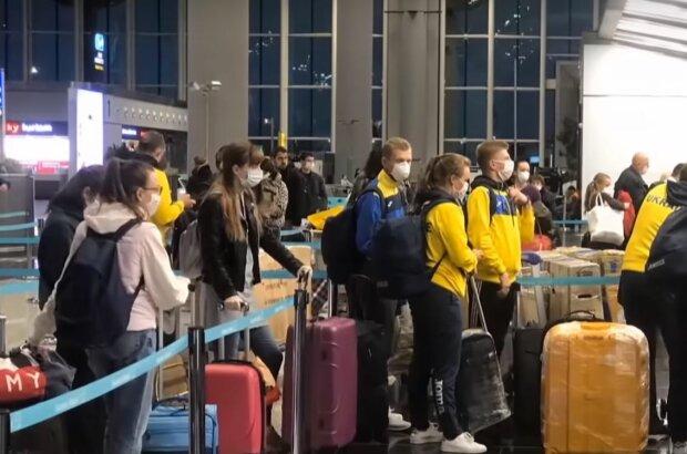 "Аэропорт ""Борисполь"", фото: ТСН"