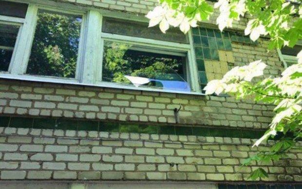 Боевики разнесли детский лагерь на Донбассе: фото