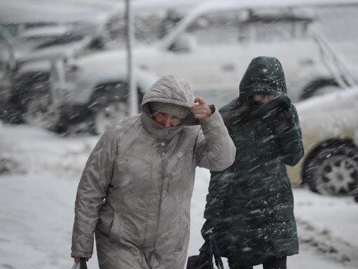 Київ зник в густому тумані: стихія збожеволіла 29 січня