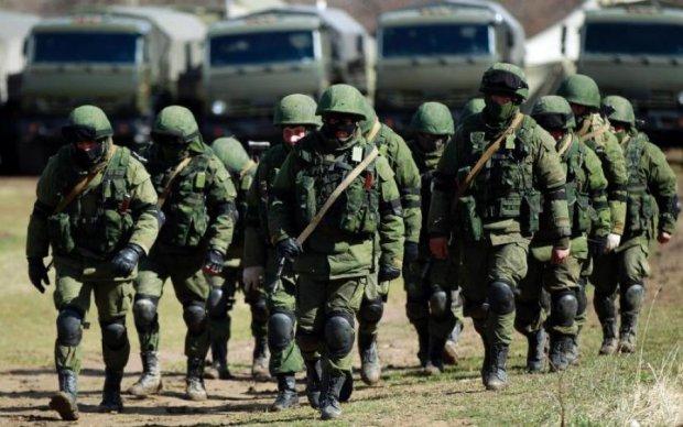 Оккупанты превратили Крым в военную базу