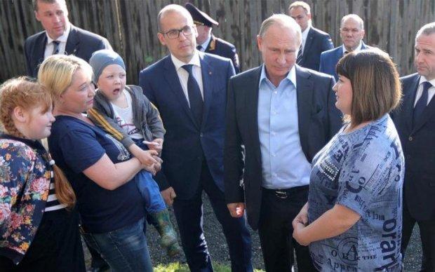 """Вперед ногами: россияне будут ждать, пока Путин уйдет """"естественным путем"""""""