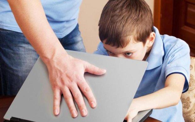 Кіберполіція зловила любителя дитячої порнографії