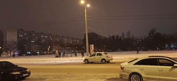 Дорога, фото: скріншот з відео
