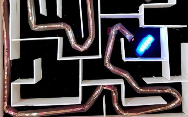 Робот-червь был создан для помощи человечеству