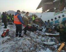 Авіакатастрофа в Алмати