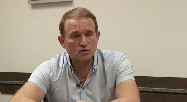 Виктор Медведчук, скриншот из видео