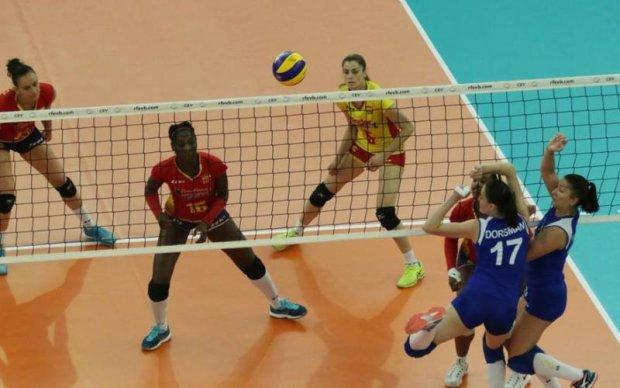 Женская сборная Украины вышла в финал Евролиги