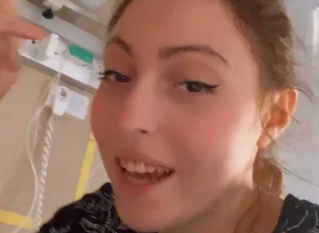 Маша Полякова / скріншот з відео