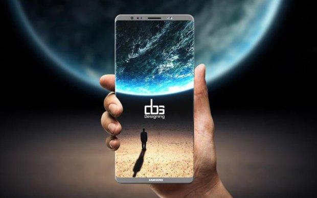 Samsung представила Galaxy Note 8: огляд