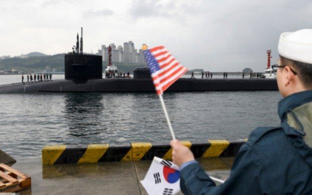 Пхеньян не унимается: теперь грозят превратить подлодку США в призрак