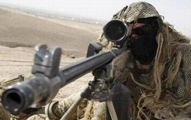На Донбасі засвітилась нова партія російських снайперів