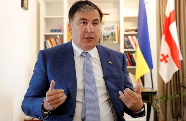 Михеил Саакашвили, фото: Валентин Огиренко / Reuters