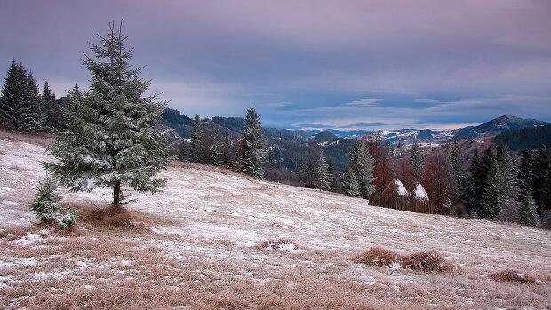 Становитесь на лыжи: синоптики предупредили о снежном Апокалипсисе в Карпатах