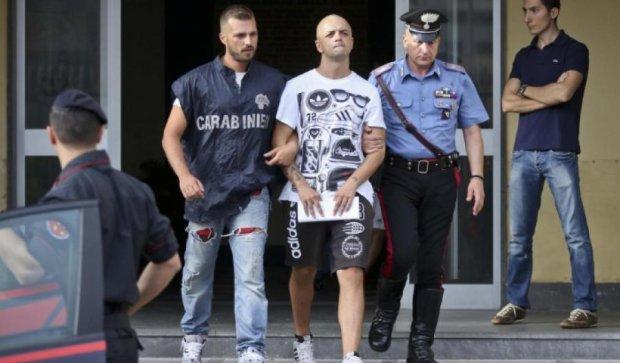 Убийцы украинца в Италии оказались детьми местного мафиози