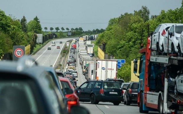 Немцы протестируют уникальную систему для авто