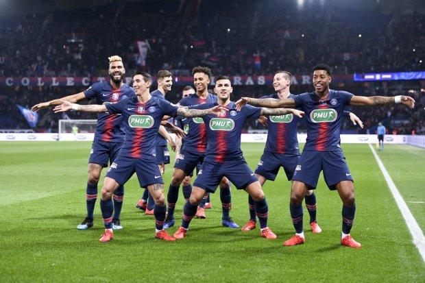 ПСЖ уверенно вышел в полуфинал Кубка Франции: видео