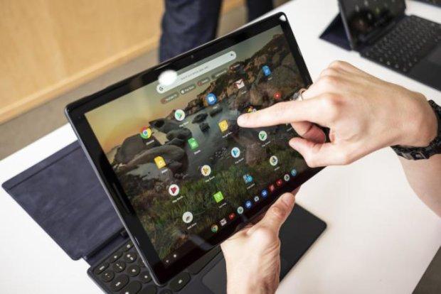 Pixel Slate: планшет от Google по цене ноутбука