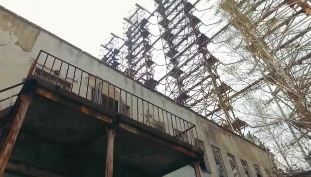 Чернобыль, скриншот: YouTube