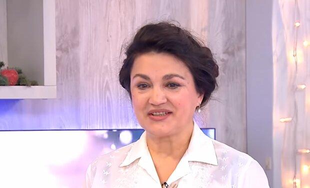 Наталя Сумська, скріншот із відео