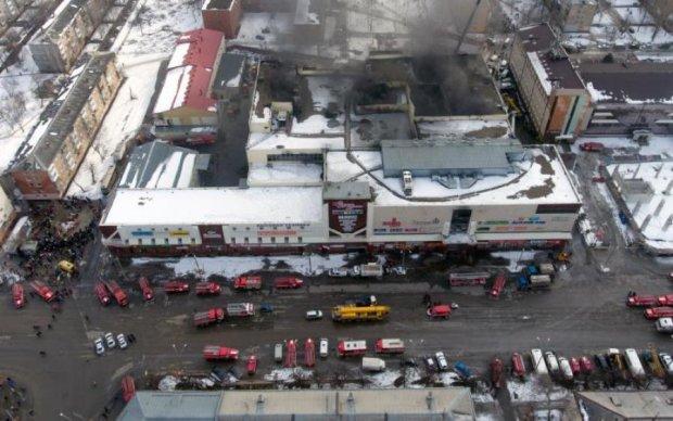 Пожежа в Кемерово: слідство знайшло цапа-відбувайла