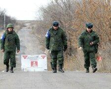 разведение сил на Донбассе, фото: штаб ООС