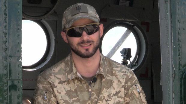 Командир вертолета Ми-8 Олег, facebook.com/pressjfo.news