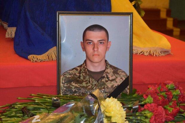 На Хмельнитчине попрощались с курсантом Константином Зибюком, фото adm-km.gov.ua