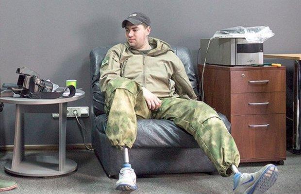 Вадим Довгорук, ветеран АТО