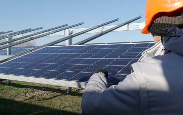 Солнечные электростанции, скриншот