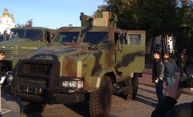 "Українці показали вражаючу міць ""Козака-2"": рознесло броньовик"