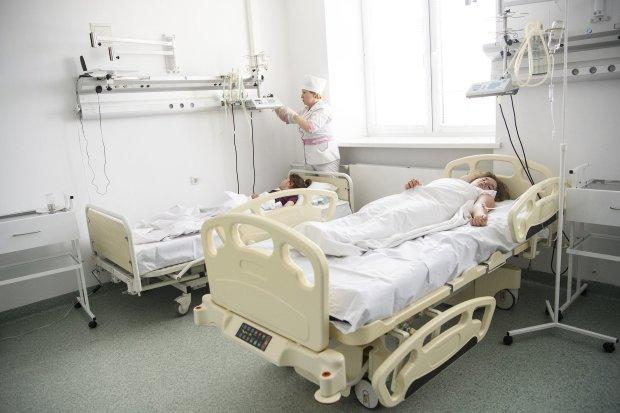 діти, лікарня