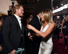 Дженніфер Еністон і Бред Пітт, фото: dailymail