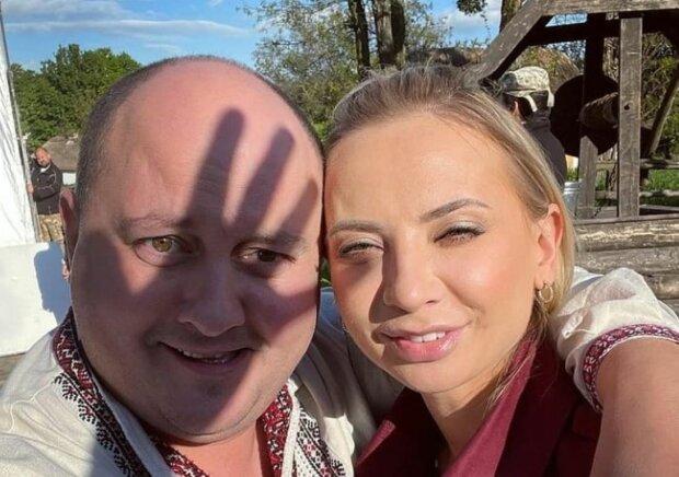 Юрій Ткач та Ірина Сопонару, фото: Instagram
