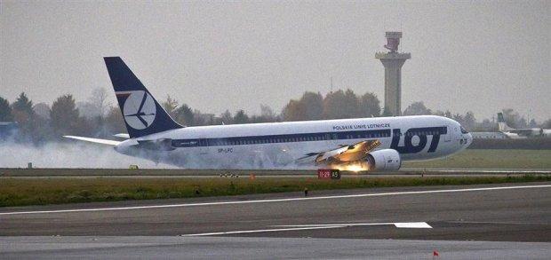 Не долетів: літак з росіянами загорівся просто на ходу, деталі моторошної трагедії