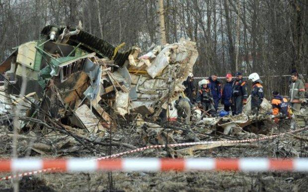 Россия скрыла от Польши основное доказательство по делу Смоленской катастрофы